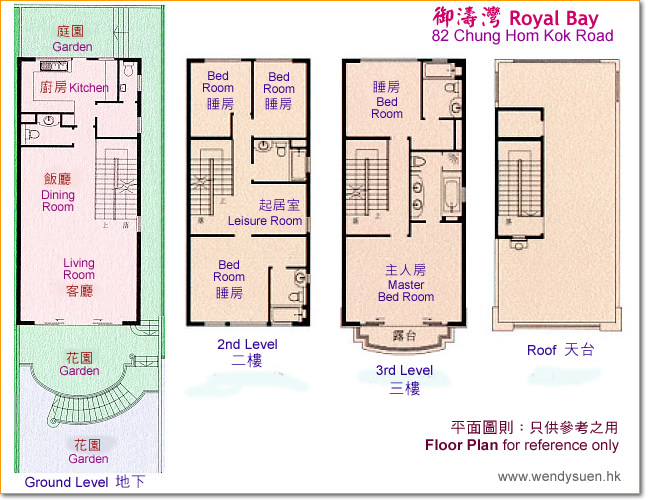 royal bay villas floor plan